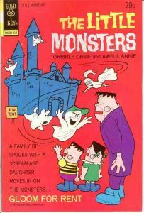 LITTLE MONSTERS 23 VF-NM   Dec. 1973 COMICS BOOK