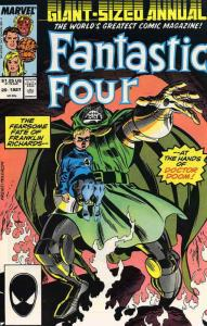 Fantastic Four (Vol. 1) Annual #20 VF/NM; Marvel | save on shipping - details in