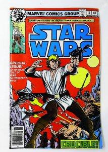 Star Wars (1977 series) #17, NM- (Actual scan)