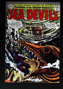 Sea Devils #29, VF- (Actual scan)