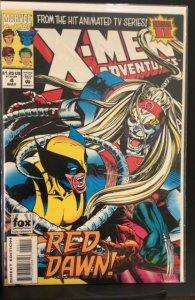 X-Men Adventures #4 (1994)