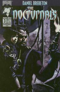 Nocturnals, The #3 VF/NM; Malibu | save on shipping - details inside