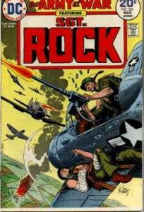 Our Army at War (1952 series) #266, VF+ (Stock photo)