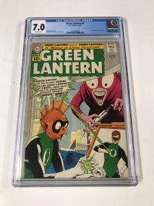 Green lantern (1960's Series) #6 CGC 7.0