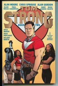 Tom Strong-Vol 2-Alan Moore-TPB-Trade