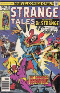 Strange Tales (1st Series) #188 FN; Marvel | save on shipping - details inside