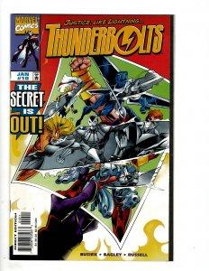 Thunderbolts #10 (1998) OF19