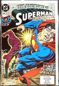 Adventures of Superman #482 (1991)