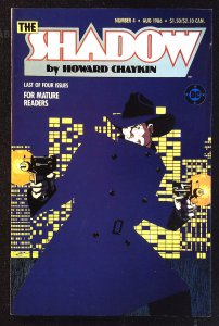 The Shadow #4 (1986)