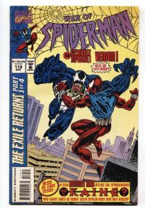 Web Of Spider-man #119 Marvel-Venom-2nd solo clone Issue 1st KAINE VF