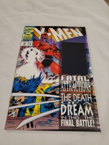 X-Men 25 Very Fine Cover pencils Andy Kubert
