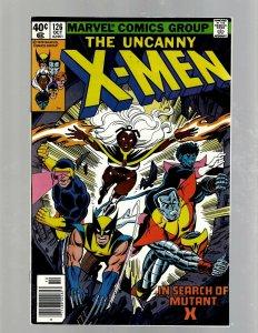 (Uncanny) X-Men # 126 NM Marvel Comic Book Beast Angel Cyclops Magneto SM19