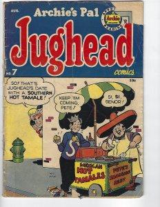 Archie's Pal Jughead 7