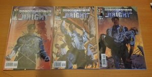 Rising Stars: Bright 1-3 Complete Set Run! ~ NEAR MINT NM ~ 2003 Image Comics