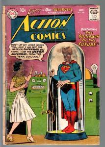 ACTION COMICS #256-1959-SUPERMAN-LEX LUTHOR-DC SILVER AGE-FR FR