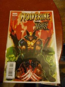 Wolverine: Manifest Destiny #4 (2009)