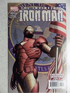 INVINCIBLE IRON MAN V3 # 78