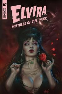 ELVIRA MISTRESS OF DARK (2018 D. E.) #7 PRESALE-07/10