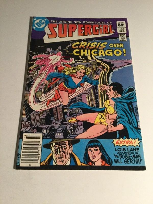 Daring New Adventures Of Supergirl 2 Nm Near Mint DC Comics