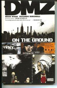 DMZ: On The Ground-Brian Wood-2006-PB-VG/FN