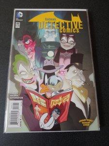 Batman Detective Comics # 46 1st Print Looney Tunes Variant Cover