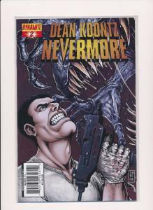 Dean Koontz NEVERMORE #2 ~ Dynamite Comics ~ NM (HX391)