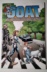 The Goat #1 (1998) Acclaim Comic Book J756