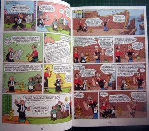 Popeye number 1 issue comic