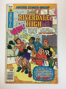 ARCHIE AT RIVERDALE HIGH (1972-1987)60 VF-NM  Jan 1978 COMICS BOOK