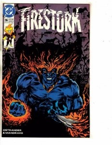 FIRESTORM THE NUCLEAR MAN #96, VF/NM, DC, 1982 1990, more DC in store