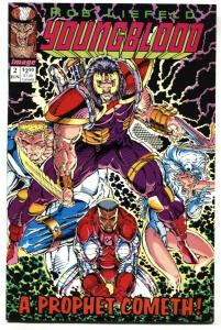YOUNGBLOOD #2 First appearance of PROPHET 1992 NM-