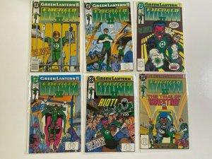 Green Lantern Emerald Dawn II set #1-6 6.0 FN (1991)