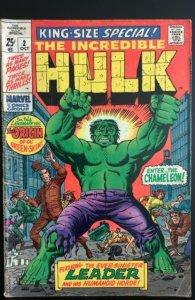 The Incredible Hulk Annual #2 (1969)
