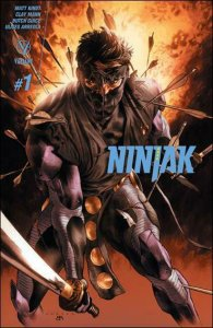 Ninjak (3rd Series) #1 (3rd) VF/NM; Valiant | save on shipping - details inside