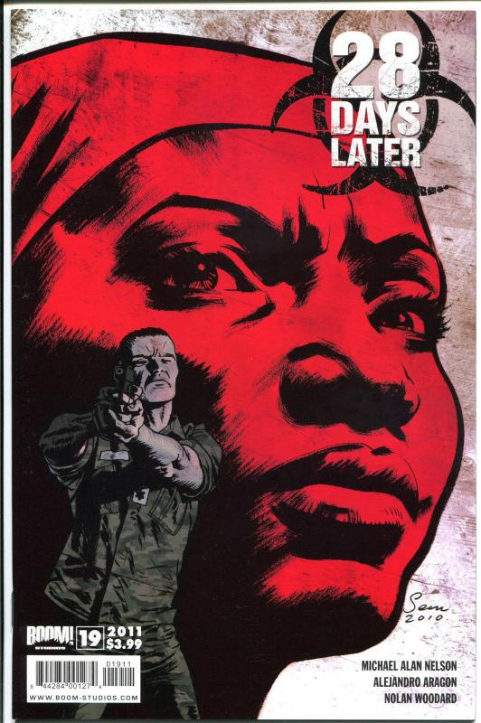 28 DAYS LATER 19, NM, Zombies, Horror, Walking Dead, 1st, 2009, more in store