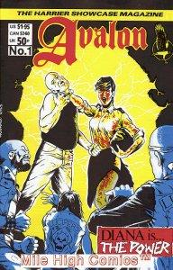 AVALON (HARRIER) (UK) #1 Fair Comics Book
