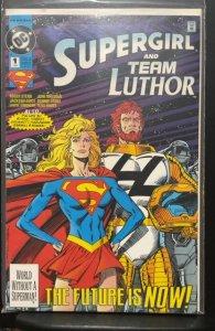 Supergirl/Lex Luthor Special #1 (1993)