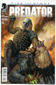 PREDATOR Fire and Stone #4, NM, Horror, more in store, 2014