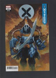X-Men #13  Variant  (2020)