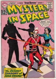 Mystery in Space #80 (Dec-62) VF/NM+ High-Grade Adam Strange