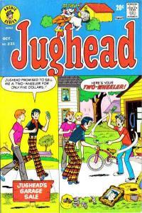 Jughead (1965 series) #221, VF (Stock photo)