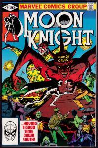 Moon Knight #11 (1980 Series)   9.2 NM-