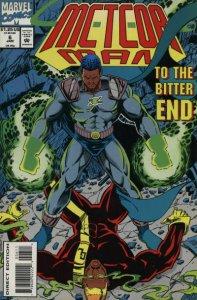 Meteor Man #6 FN; Marvel   save on shipping - details inside
