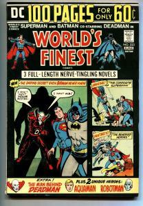 WORLD'S FINEST #223 1973 comic book Deadman origin issue-100 page giant VF