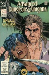 Advanced Dungeons & Dragons #16, VF+ (Stock photo)