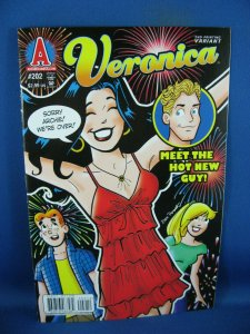 ARCHIE VERONICA 202 2010 VARIANT RED DRESS FIRST KEVIN KELER LGBTQ
