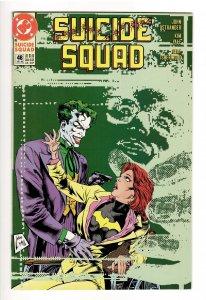 Suicide Squad #48 (1990) VF/NM 9.0 JOKER CVR ORIGIN ORACLE REF. KILLING JOKE