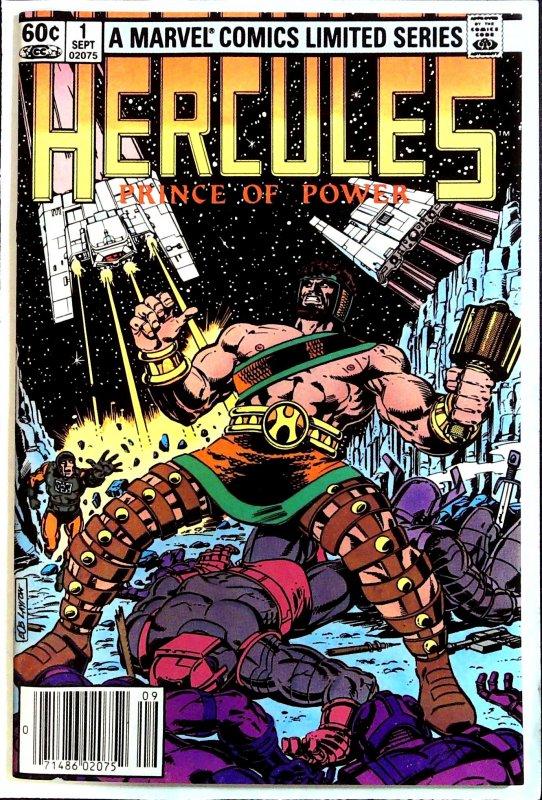Hercules #1 (1982)