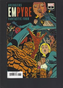 Empyre #6 Variant  (2020)
