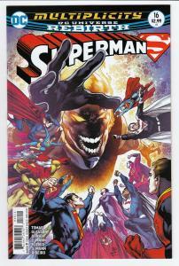 SUPERMAN (2016 DC) #16